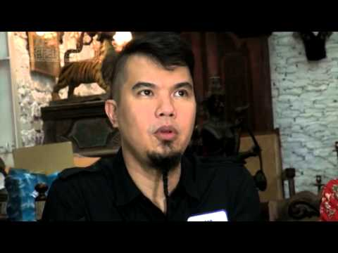 Video Ahmad Dhani Selalu Sedia Makanan Khas Jawa Timur
