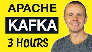 Apache Kafka for Beginners (3+ hours long)