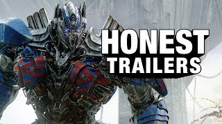 Honest Trailers - Transformers: The Last Knight