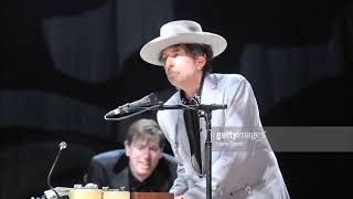 Bob Dylan - It's All Good (Live Debut, Chicago 2009)