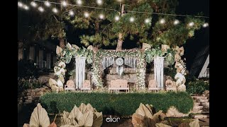 Bohemian WEDDING DECOR INSPIRATION Of Lidia & Dhany