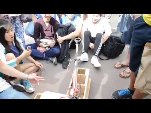 UCLA ME 2015 Robot Competition - Second Place