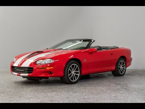 Video of 2002 Camaro located in Concord North Carolina - $19,995.00 Offered by Autobarn Classic Cars - Q3LH