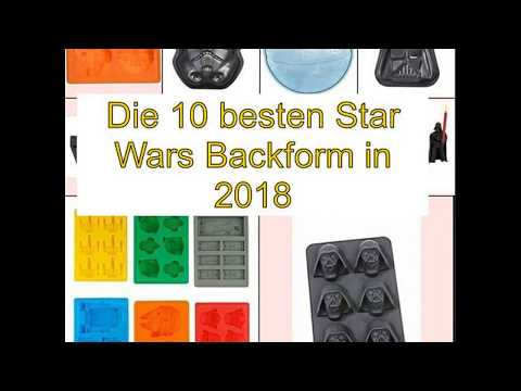 Die 10 besten Star Wars Backform in 2018