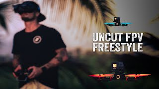 UNCUT FPV Freestyle in Southern California | Paddy Mack