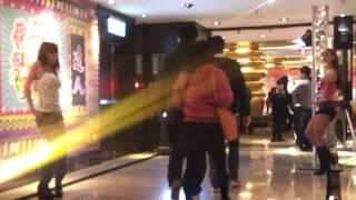 pop candy跳跳糖(小卉,小佩)-台中潮港城熱舞