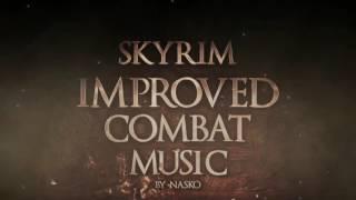 Skyrim Improved Combat Music Demo