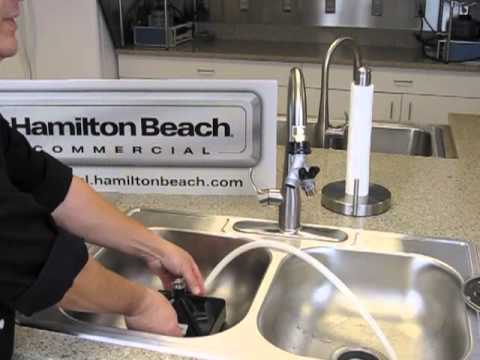 Video Hamilton Beach BCR100