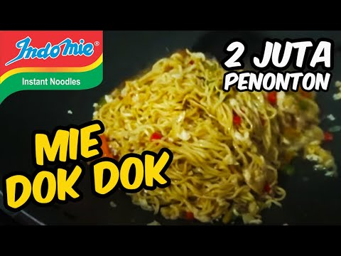 Video Cara Memasak Mie Dog Dog Indomie Spesial