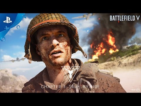 Battlefield V - Mercury Map Official Reveal Trailer | PS4