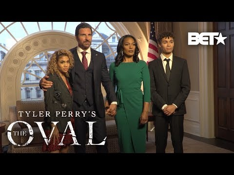 """Get To Know The Cast Of Tyler Perry's """"The Oval"""""""