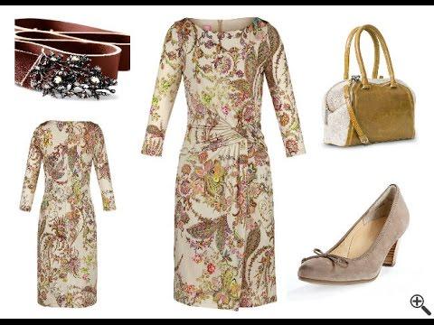 Festliche Kleider für ältere Damen + Elegante Outfit Ideen