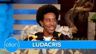 Ludacris Almost Missed His Daughter's Birth