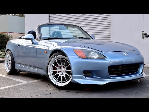 Falling in love with Sabrina's S2000...