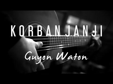 , title : 'Korban Janji - Guyon Waton ( Acoustic Karaoke )'