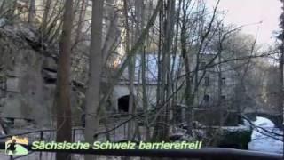 preview picture of video 'Auf dem Malerweg durch den Liebethaler Grund'