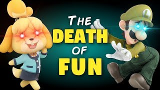 The Death of For Fun in Super Smash Bros Ultimate