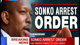 Steve ogolla: If Sonko is arrested, he will have to step aside for Elachi to take over for 60 days