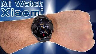 Xiaomi Mi Watch SmartWatch - Hier stimmt fast alles, auch der Preis