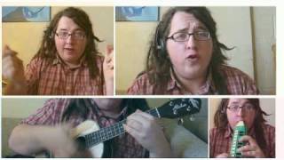 Julia Nunes - Odd videosong cover