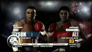 Fight Club: Mike Tyson Vs Muhammad Ali (Делаем ставки)