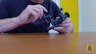Pedco Ultra Clamp Mount Review By Action Gear