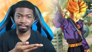 LEVELING UP 70% SOUL BOOSTED SPARKING TRUNKS!!! Dragon Ball Legends Gameplay!