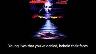 Annihilator - The Fun Palace (Lyrics)