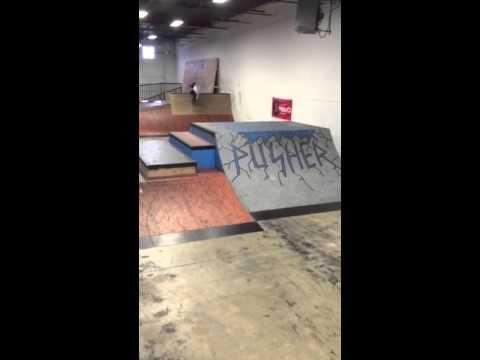 Skating is fun!