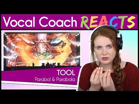 Vocal Coach reacts to Tool - Parabol & Parabola (Maynard James Keenan Live)