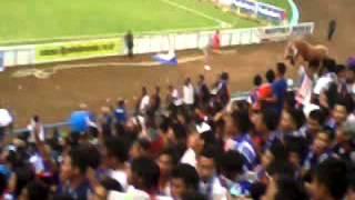 Suppooter Arema Indonesia  AREMANIA