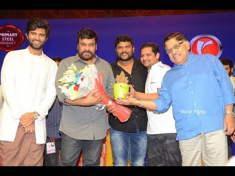 Geetha Govindham Movie Success Meet Event