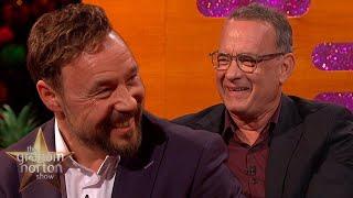 "Stephen Graham Taught Tom Hanks To Speak ""Scouse""   The Graham Norton Show"