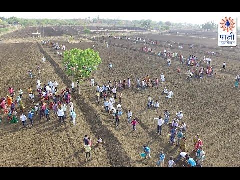 'Mahashramdaan' in Beed Attracts Over 11,000 Water Heroes (Marathi)