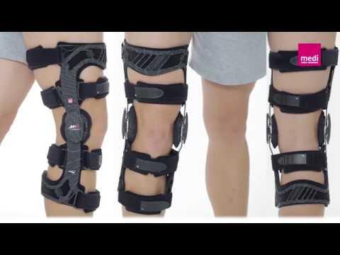 Medi M4s Comfort Knee Brace at DME-Direct.com
