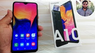 Samsung Galaxy A10 Unboxing and Review?