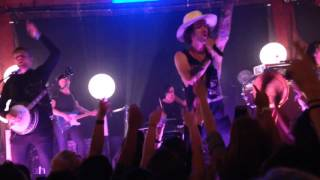 """""""Oh What a Life"""" - American Authors LIVE CLIPS at The Troubadour - West Hollywood, CA 3/29/2016"""