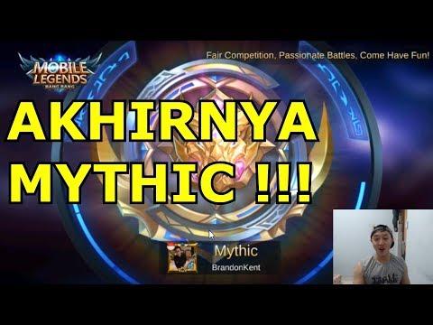 NGAKAK! PERJUANGAN SOLO RANKED KE MYTHICAL GLORY!!! - MOBILE LEGEND INDONESIA