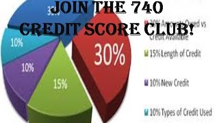 Join the 740 Credit Score Crew!