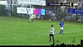 preview picture of video 'SG SV Schmölln - SV Rositz 0:0'