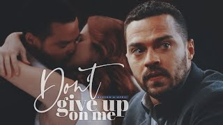 Jackson & April - Don't give up on me
