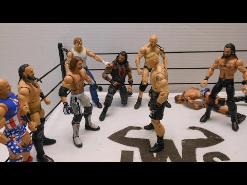JWS - 30 Man Royal Rumble Match (Part 5)