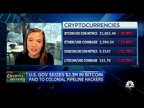 Bitcoin aukštyn arba žemyn