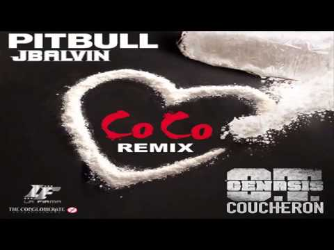 Pitbull Ft.  J Balvin – CoCo ( Remix)  AUDIO Official 2015 Mp3