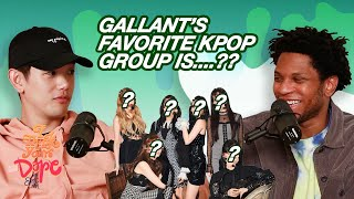 Gallant's Favorite K-Pop Group Is...?? | ITYD Ep. #5 Highlight