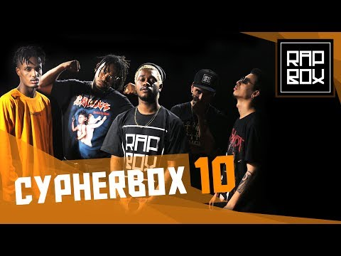 Música CypherBox 10 - Século XXII (Letra)