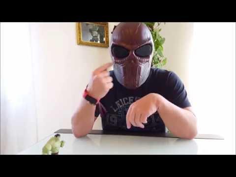 Maschera Teschio Punisher per Airsoft Paintball Feibrand