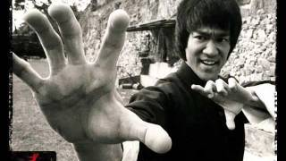 Bruce Lee the Dragon (The Glow)