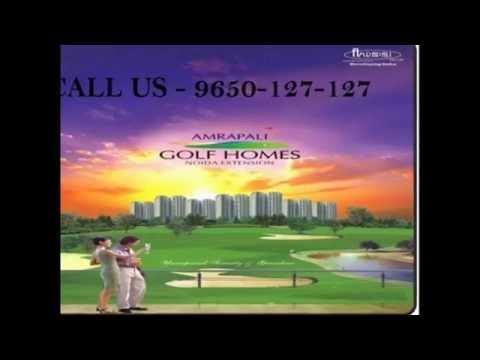 3D Tour of Amrapali Golf Homes