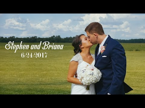 Stephen and Briana Budwit - Wedding Trailer